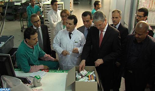 L'entrée en vigueur des nouveaux prix des médicaments, un événement historique (El Ouardi)