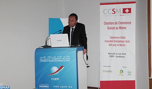 Le Maroc, pays pionnier en matière des énergies renouvelables (ministre)