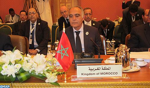 Ouverture à Djeddah du Conseil des ministres des affaires étrangères de l'OCI avec la participation du Maroc