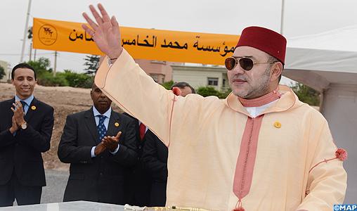 Casablanca: La politique sociale de SM le Roi consolidée par de nouveaux projets solidaires