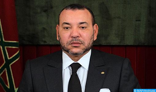 Messages de condoléances et de compassion de SM le Roi aux familles des victimes de l'effondrement de trois immeubles à Casablanca