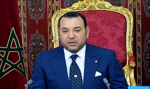 SM le Roi adressera mercredi soir un discours à la Nation à l'occasion du 61ème anniversaire de la Révolution du Roi et du Peuple