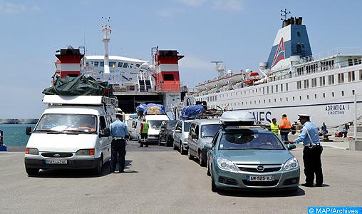 Tanger Med: Saisie de plus de 1,34 MDH de marchandises de contrebande