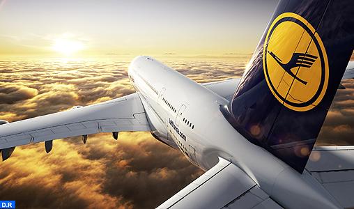 Grève des pilotes: Lufthansa annule 876 vols prévus mercredi