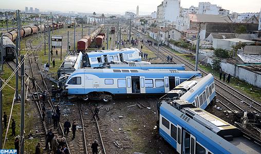 Algérie: un mort et plusieurs blessés dans le déraillement d'un train à Alger