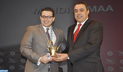 Le Grand Prix Medays 2014 décerné au Premier ministre tunisien, Mehdi Joumaa