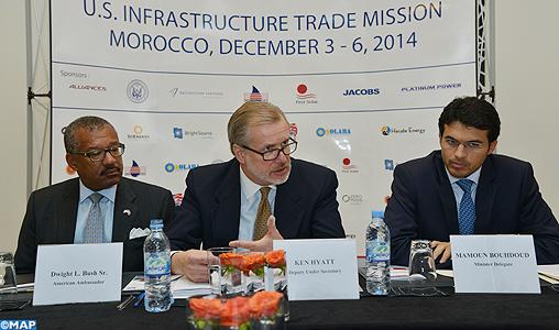 """Le Maroc, un """"carrefour"""" pour le commerce et l'investissement en Afrique (haut responsable US)"""