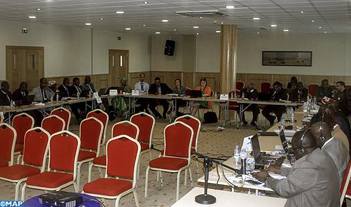 Séminaire à Nouakchott sur l'assistance et la protection des victimes et des témoins du crime organisé dans les pays du Sahel, avec la participation du Maroc