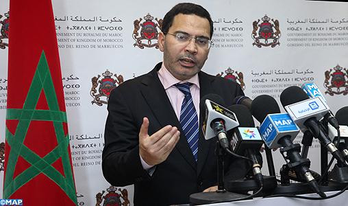 Adoption en conseil de gouvernement du projet de la - Cabinet de conseil en strategie maroc ...