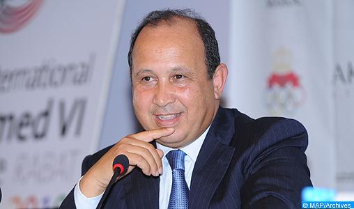 Maroc Telecom : près de 6 milliards d'euros investis en 10 ans pour la modernisation des Télécoms en Afrique (Ahizoune)