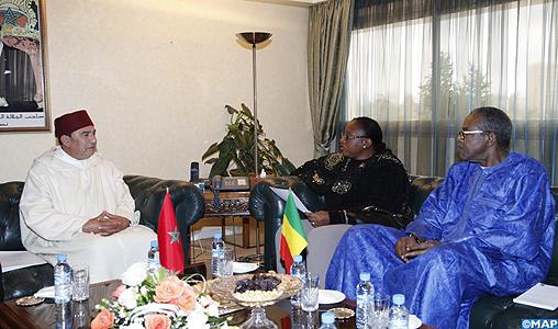 M moubdii s 39 entretient avec son homologue malienne des moyens de promouvoir la coop ration dans - Salon de la fonction publique ...