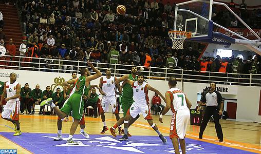 Afrobasket 2015 (éliminatoires): Le Maroc bat l'Algérie (84-71) et se qualifie pour la phase finale