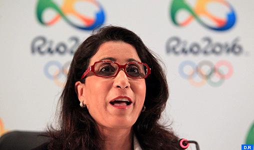 Nawal El Moutawakil, la première championne olympique arabe qui supervise les JO de Rio 2016 (Journal portugais)