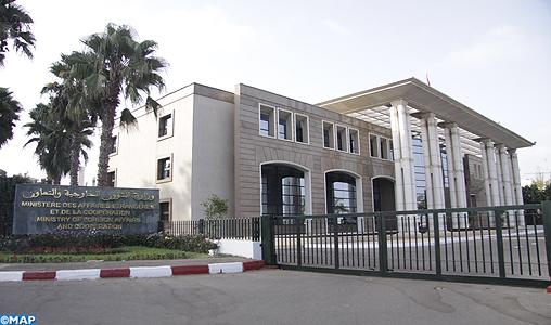 Le Maroc exprime sa totale solidarité avec l'Arabie Saoudite face aux développements dangereux au Yémen (MAEC)