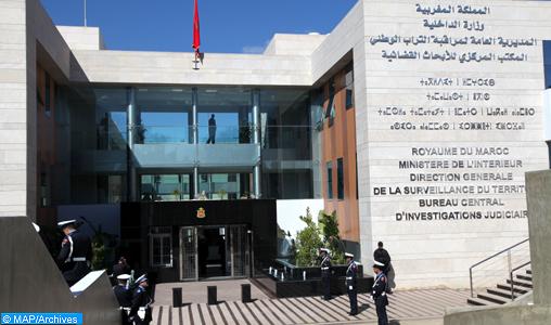 Neutralisation d'une bande criminelle dangereuse spécialisée dans les opérations d'enlèvement, de séquestration et de demande de rançon à Casablanca, Fès et Agadir