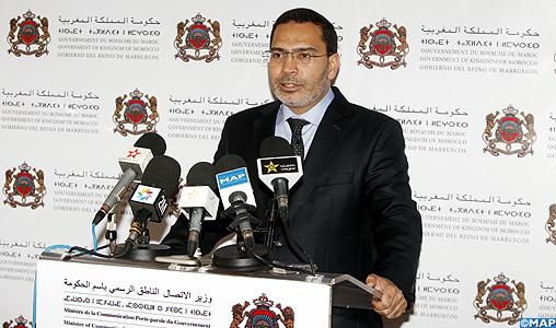 Le Conseil du gouvernement adopte un projet de loi relatif au code électoral