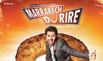 La 8è édition du Marrakech du rire, du 20 au 24 juin