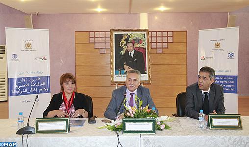 Le Maroc veut devenir un pionnier de l'élaboration des politiques publiques relatives au développement urbain (ministre)