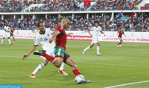 Coupe du monde de football russie 2018 qualifications le maroc face la guin e equatoriale - Maroc qualification coupe du monde ...