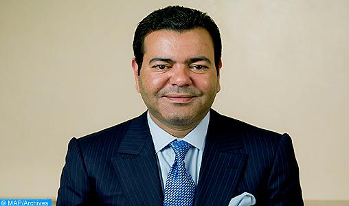 SAR le Prince Moulay Rachid reçoit à Rabat SAR le Prince El Hassan Ibn Talal de Jordanie