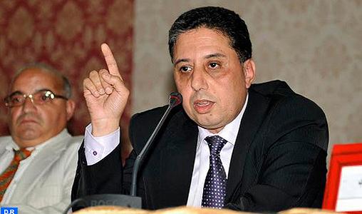 Abderrahim Ben Bouaida, du RNI, élu président du Conseil de la région Guelmim-oued Noun