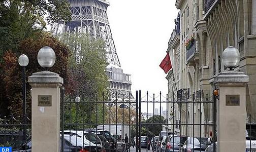 Attentats de Paris : un ressortissant marocain tué, un autre blessé (ambassade)