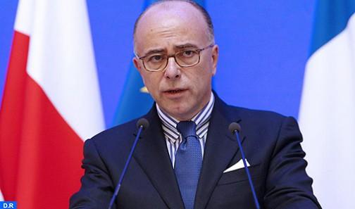 """Fusillade sur les Champs-Elysées: Cazeneuve appelle à l'unité, assure que rien ne doit entraver le """"moment démocratique"""" de la présidentielle"""