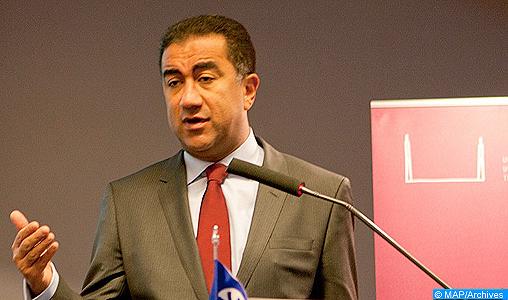 """Investir dans le développement socioéconomique, """"la clé de la paix et de la sécurité"""" en Méditerranée (Sijilmassi)"""