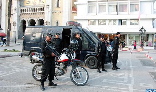 Et Tunis devint une ville fantôme