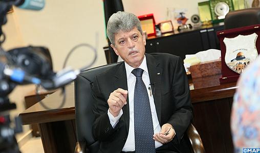 Le Maroc, un soutien indéfectible à la juste cause palestinienne (Ambassadeur)