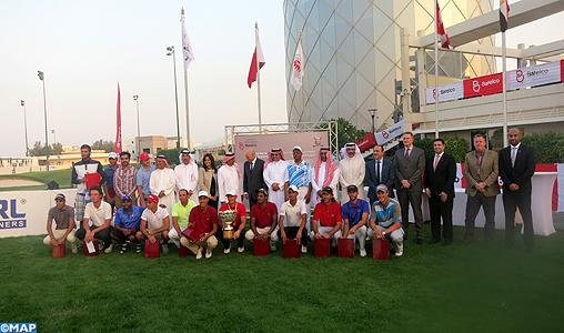 La s lection marocaine s illustre au championnat du troph e international roi hamad du golf - Championnat espagnol coupe du roi ...