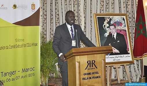 """""""Africités-2015"""": le Maroc est un pionnier de la décentralisation (président de la CGLU-Afrique)"""