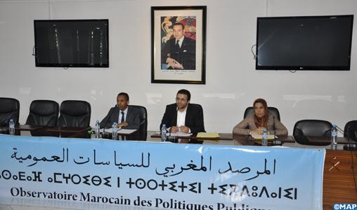 Le Maroc appelé à revoir son modèle de croissance pour une économie encore plus diversifiée et productrice (OMPP)