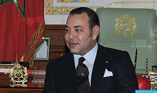 SM le Roi félicite le président du Sri Lanka à l'occasion de la fête nationale de son pays