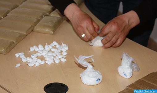 Un ressortissant brésilien interpellé à l'aéroport de Casablanca avec près de 2,5 Kg de cocaïne