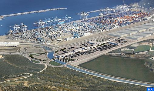 Des ministres arabes de l'économie saluent les grandes infrastructures portuaires et ferroviaires du Maroc