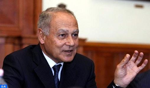 Le SG de la Ligue des Etats Arabes dit comprendre et soutenir la position des Etats qui n'ont pas participé au sommet arabo-africain