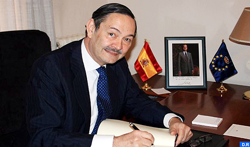 """L'Espagne """" n'a pas changé sa position """" concernant la question du Sahara"""