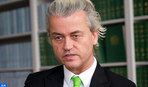 Inquiet pour sa sécurité, Geert Wilders suspend ses