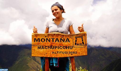 Houda Chaloun : l'aventurière marocaine qui a érigé le voyage en mode de vie