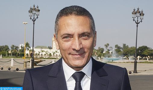La ville nouvelle «Cité Mohammed VI Tanger Tech», «un projet stratégique d'envergure» (Moulay Hafid El Alami)