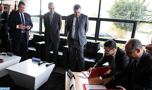 Partenariat cnrst chambre allemande de commerce et d for Chambre de commerce tuniso allemande