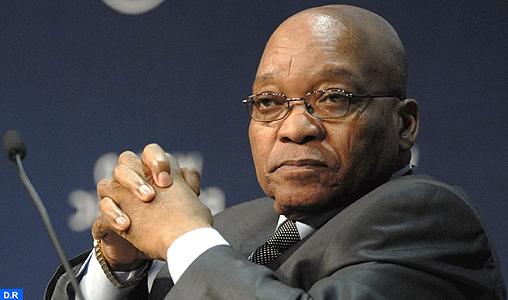 Afrique du Sud: La majorité des partis politiques veulent un vote secret sur une motion de défiance contre le président Zuma