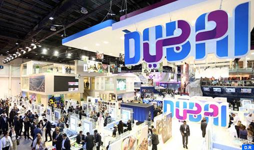"""Participation remarquable du Maroc au salon international """"Arabian Travel Market 2018"""" à Dubaï"""