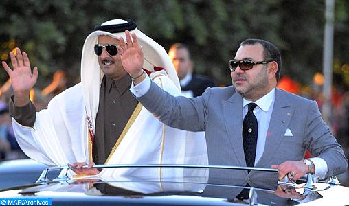 La communauté marocaine à Doha réserve un accueil chaleureux à Sa Majesté le Roi, illustre hôte du Qatar