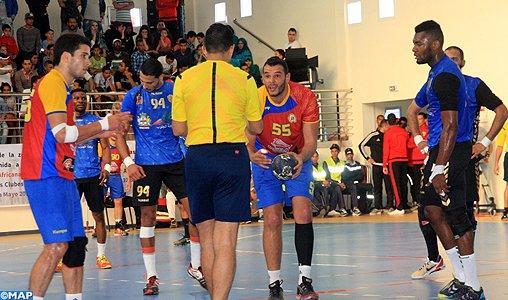 Championnat d afrique des clubs vainqueurs de coupe de handball la youne 3 journ e le - Coupe d afrique handball ...