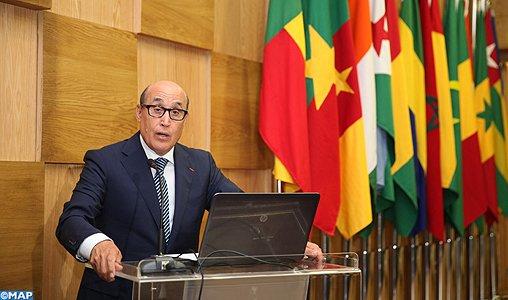 Des pays subsahariens examinent casablanca les moyens de for Chambre de partenariat euro afrique de belgique