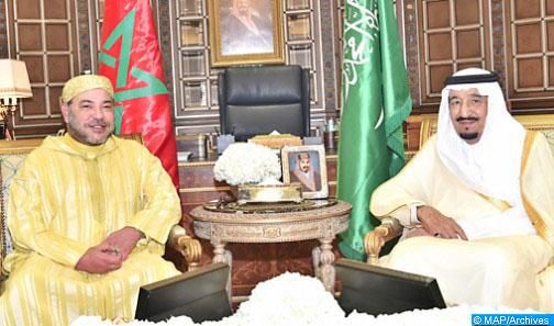 Le Serviteur des Lieux Saints remercie SM le Roi pour avoir mis en avant les efforts du gouvernement saoudien pour le service des pèlerins