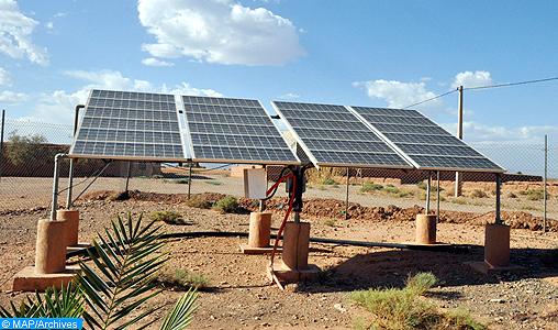 Efficacité énergétique: le Maroc figure parmi les premiers pays à avoir introduit de nouvelles technologies (expert)