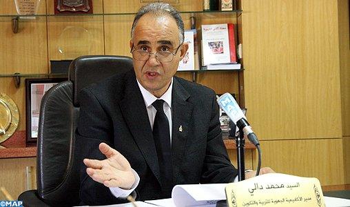 L'AREF de Fès-Meknès érige en priorité le soutien aux élèves démunis et la lutte contre la déperdition scolaire
